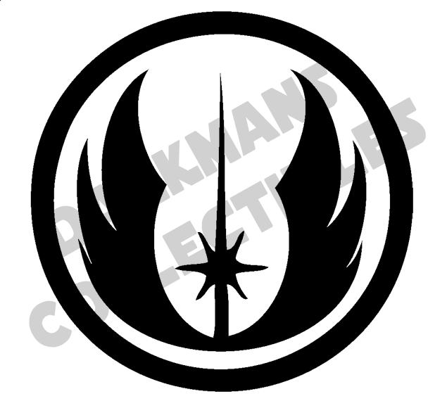 Star Wars Jedi Symbol