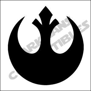 Star Wars Rebel Symbol