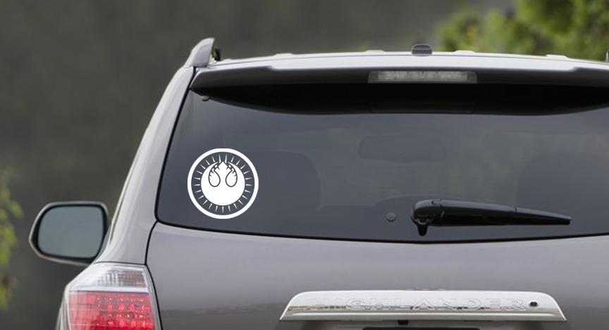 New Jedi Order Symbol