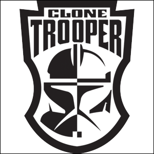 Clone Trooper Sticker Star Wars Sticker Car Vinyl Decal - Vinyl stickers on cars
