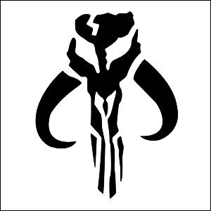 Madalorian Bantha Skull