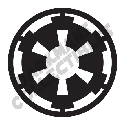 Galactic Empire Symbol Star Wars Sticker Car Vinyl Decal Sticker