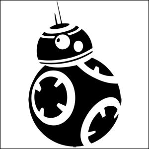 BB8 Star Wars Droid