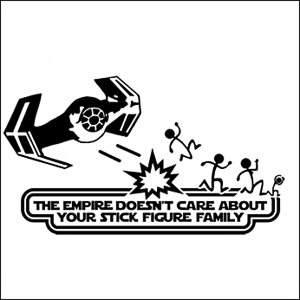 The Empire Doesn't Care